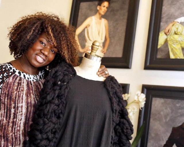 Korto Momolu and Her Cannabis Fashion Line at New York Fashion Week
