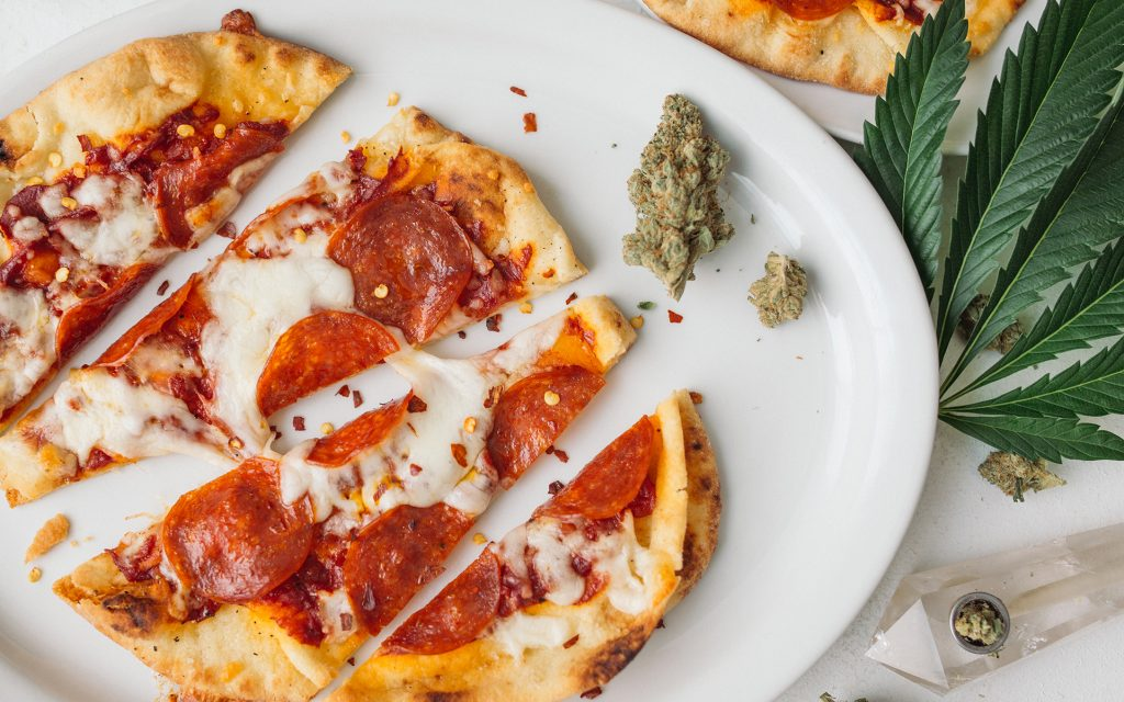 Beyond Cannabutter: Quick Cannabis-Infused Pizza Hack